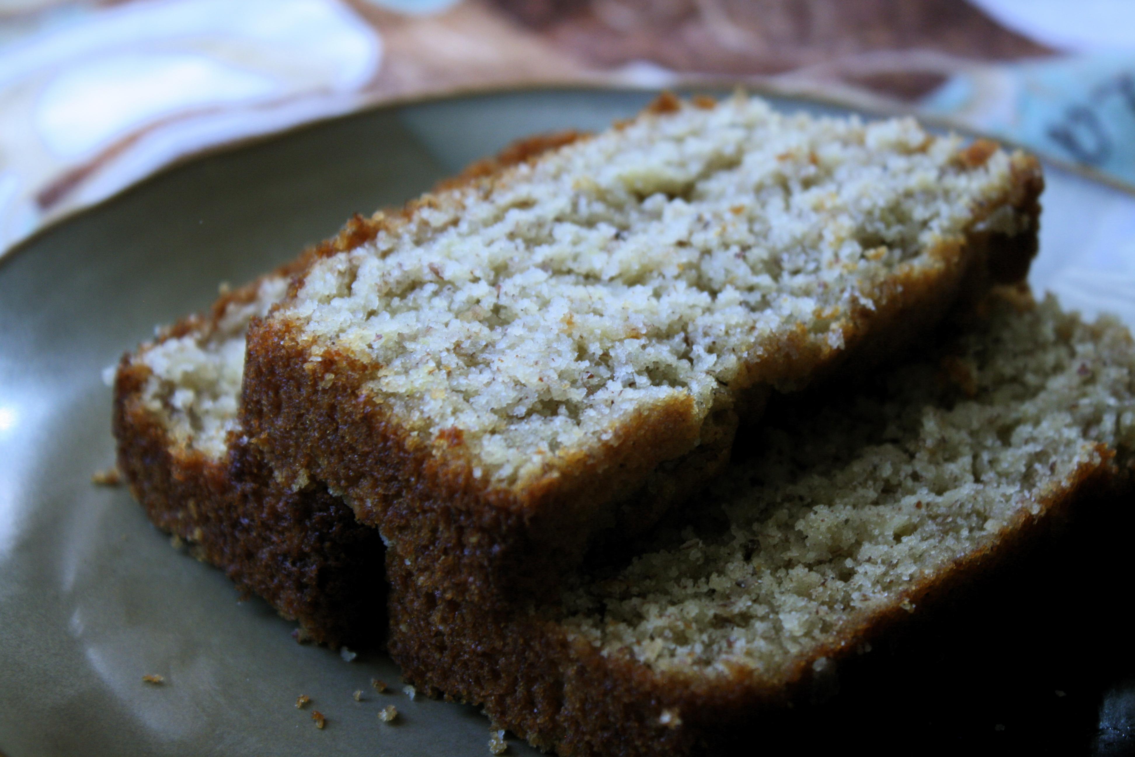 pamela's gluten-free banana bread   The Chou Life